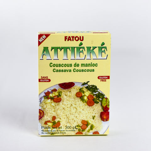 Cassava Couscous -   Attieke - First Online African Grocery Store in Canada - Mychopchop