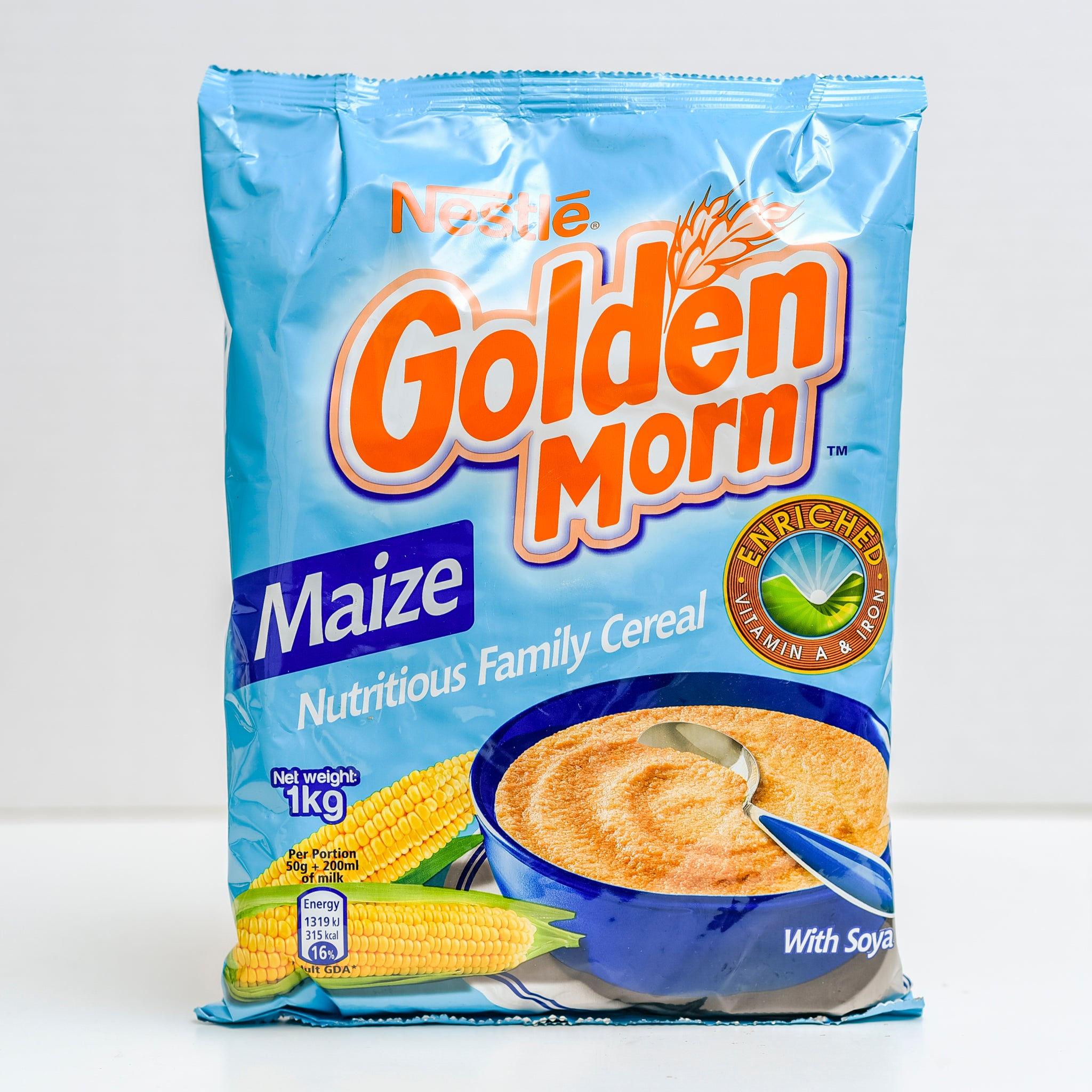 Golden Morn Cereal