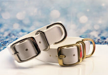 BioThane® Dog Collar in White