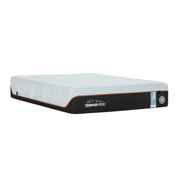 TEMPUR-LUXEBREEZE° FIRM MATTRESS ANGLE