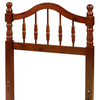 Traditional Style Headboard in Cherry by Mantua