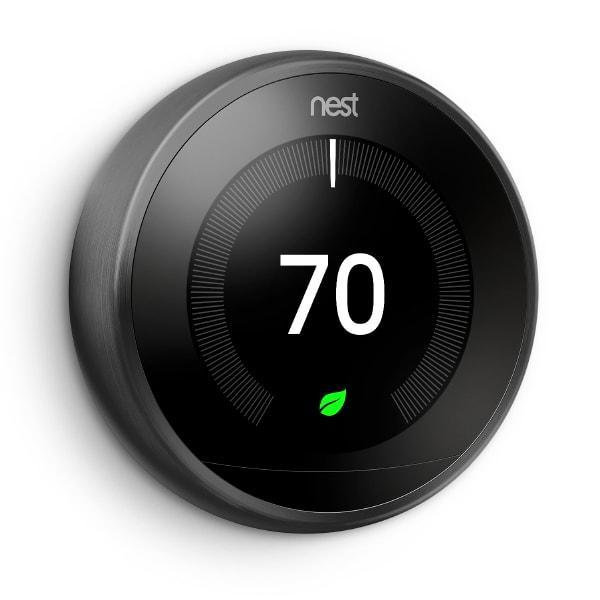 Nest Learning Thermostat with Google Home Hub image 5595975483462