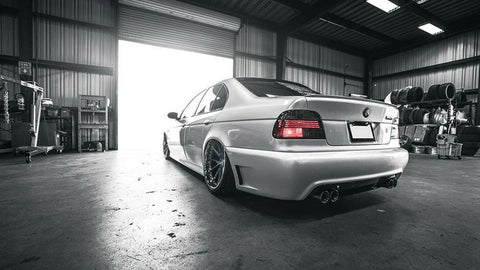 Airlift - BMW E39 5 Series Air Ride Kit - becausebags