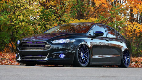 Airlift - Ford 2nd Gen Fusion / MKZ Air Ride Kit - becausebags