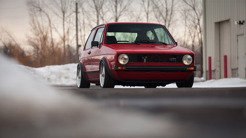 Airlift - Volkswagen Mk1 Air Ride Kit