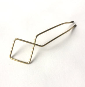 Diamond Hairpin