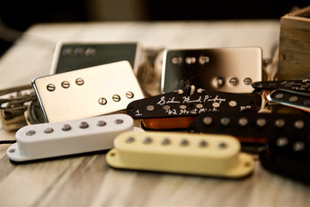 Why did we start Silver Hand Pickups?