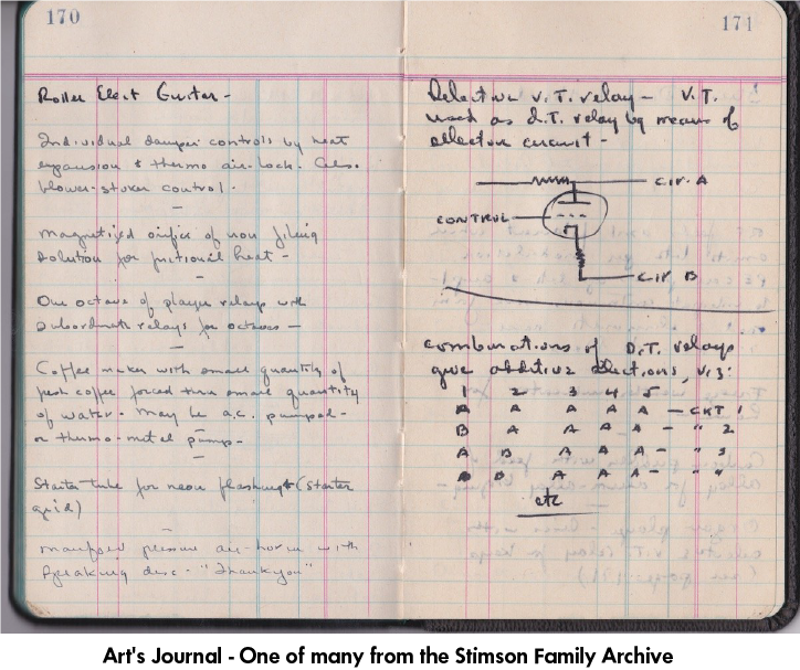 Art Stimson Notebook Scan