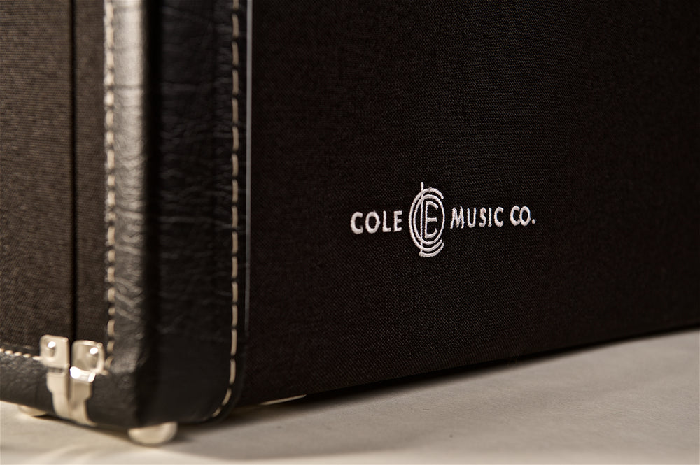 Custom Cole Electric Guitar Case