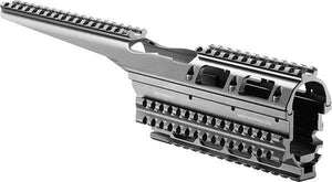 AK-47 Aluminum Picatinny Quad Rail Handguard Tactical Mount System