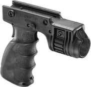 Polymer Foregrip and Light Holder - Rear Activation