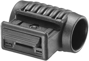 Picatinny Polymer Side Mount for 1 inch Flashlights