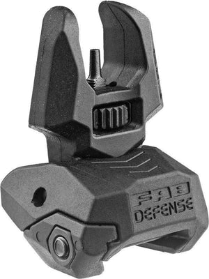 Front Polymer Folded Back-Up Sight