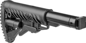 M4 Solid Piece Buttstock for Saiga