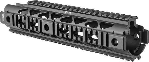 Dragunov/SVD Aluminum Picatinny Quad Rail Handguard Tactical Mount System