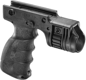 Polymer Foregrip and Light Holder - Front Activation