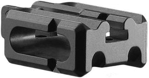 Aluminum Picatinny Dual Rail for M4/M16/AR-15 Bayonet Mount