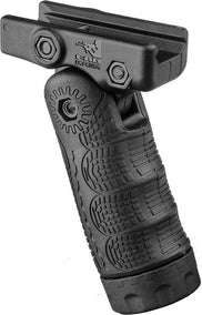 Vertical 7 Positions Folding Polymer Foregrip