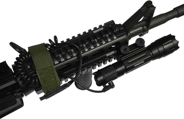 Iweapons 174 Velcro Rifle Sling Ptt Adapter For Handguard