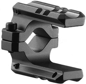 Aluminum Double Picatinny Rails Tactical Mount System for Barrel