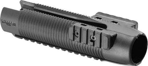 Mossberg 500 Polymer Picatinny Tri Rail Handguard Tactical Mount System