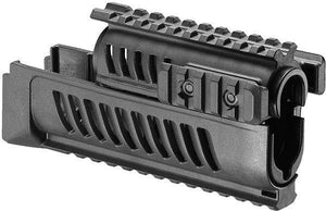 AK-47 Polymer Picatinny Quad Rail Handguard Tactical Mount System