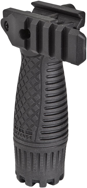 Rubberized Polymer Foregrip