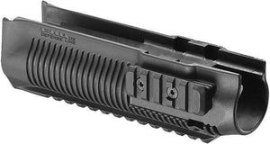 Remington 870 Polymer Picatinny Tri Rail Handguard Tactical Mount System