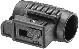Picatinny Polymer Handgun Mount for 25.4mm Flashlight & Laser