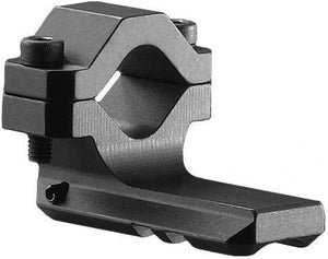 Aluminum Single Picatinny Rail Tactical Mount System for Barrel