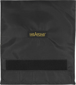 IWEAPONS® Velcro Storage 10x12inch/25x30cm Cover for Armor Plate/Panel