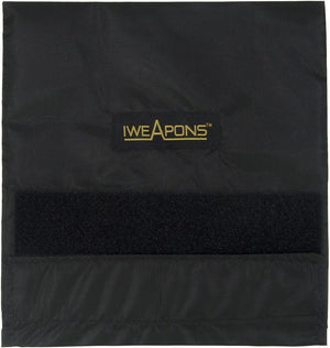 IWEAPONS® Velcro Storage 8x8inch/20x20cm Cover for Armor Plate/Panel