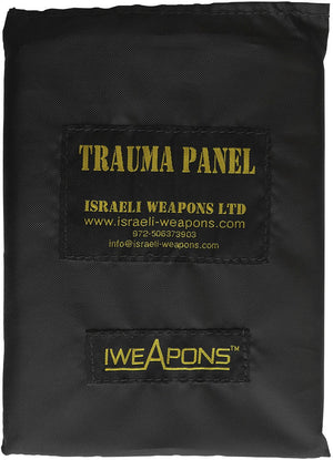 "IWEAPONS® Anti-Trauma 6x8""/15x20cm Panel for Bulletroof Vest"
