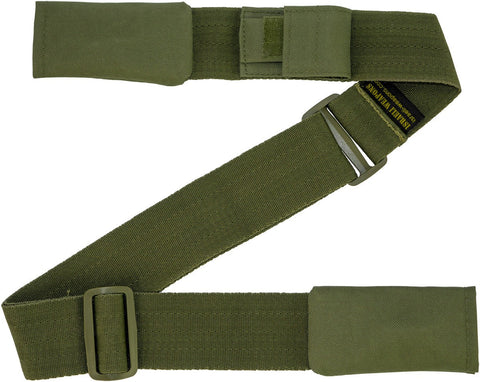 IWEAPONS® IDF 2-Point Green Rifle Sling Infantry Gun Sling