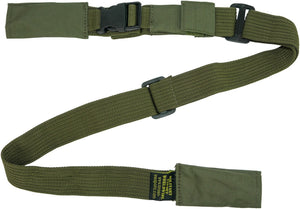 IWEAPONS® IDF 2-Point 669 Rifle Sling Green Gun Sling