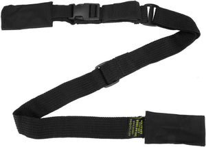 IWEAPONS® IDF 2-Point 669 Rifle Sling Black Gun Sling