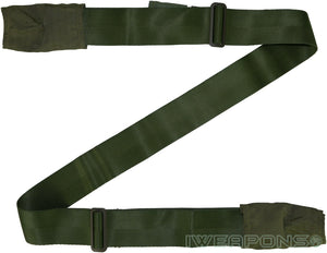 IWEAPONS® IDF Heavy-Duty Sayeret 2-Point Rifle Sling