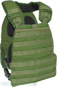 IWEAPONS® IDF Commander MOLLE Plate Carrier for SAPI Plates