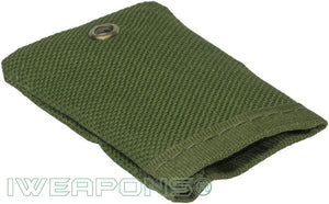 IWEAPONS® IDF Dog Tag Cover – Olive Drab