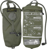 IDF Green Hydration System 3 Liter Tactical Water Bag Bladder