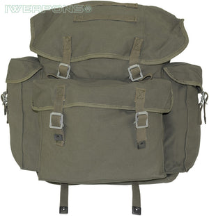 IWEAPONS® Original IDF Old Issue Assault Backpack From 70s
