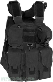 IWEAPONS® Operator Plate Carrier with Pouches