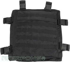 IWEAPONS® Quick Release MOLLE Plate Carrier for Hard Armor Plates
