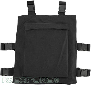 IWEAPONS® Quick Release Plate Carrier for Hard Armor Plates