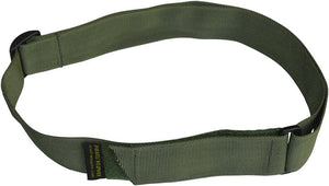 "Tactical Heavy Duty Web Belt 1.5""/5cm Israeli Army Military Webbing/Webbed - Green"