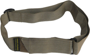 "Tactical Heavy Duty Web Belt 1.5""/5cm Israeli Army Military Webbing/Webbed - Tan"