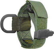 IWEAPONS® Velcro Rifle Sling/PTT Adapter for Handguard/Stock - Green