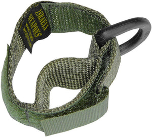 IWEAPONS® Velcro Rifle Sling Adapter for AK/Galil Size Buttstock - Green