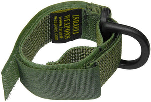 IWEAPONS® Velcro Rifle Sling Adapter for M4 Size Buttstock - Green