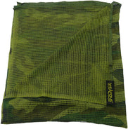 IWEAPONS® Woodland Camo Face Mask Camouflage Veil Scarf Mesh